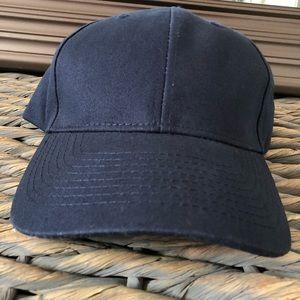 Navy Blue American Apparel Bayside Baseball Cap